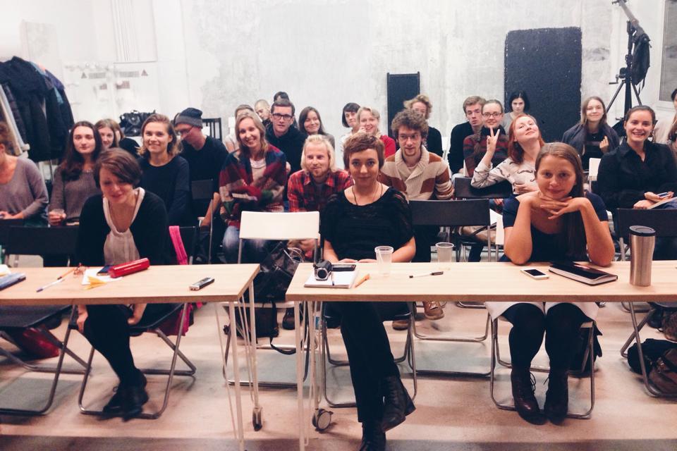 первый день курс 2014-15