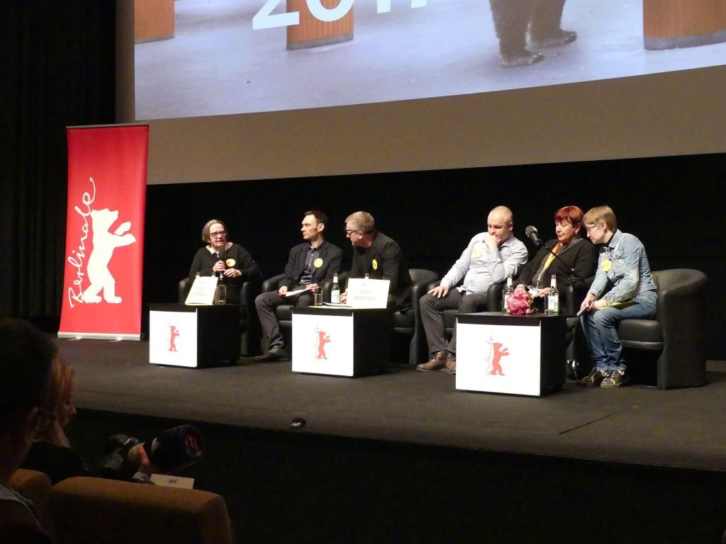 Берлинале пресс конференция